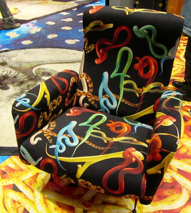 Snake Chair 2
