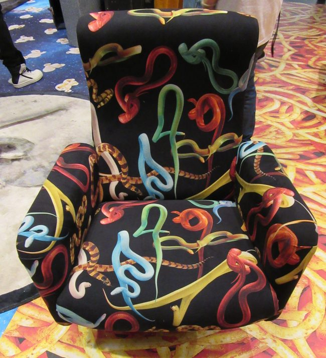 Snake Chair 1