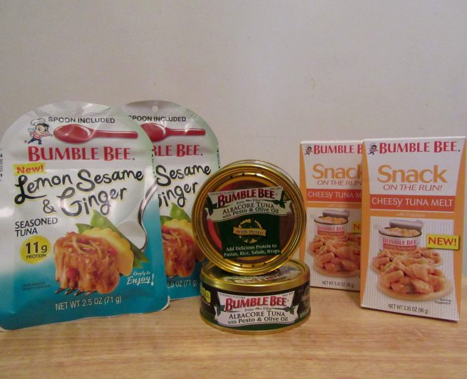 Bumble Bee Tuna New Products
