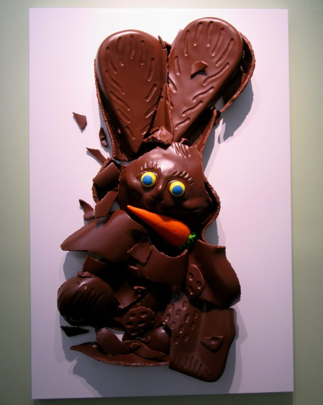 Sugar Madness Chocolate Bunny