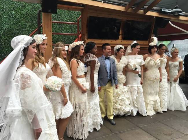 TP Wedding Dress Contestants 2016