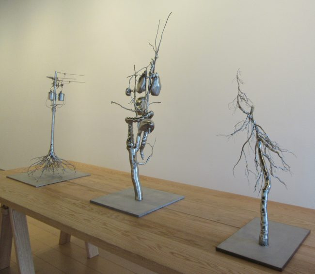 Dendrils Triptych