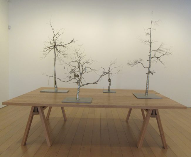 Dendroids Installation View