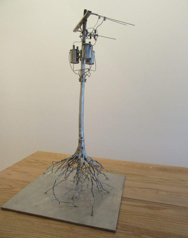 Utility Pole Treet