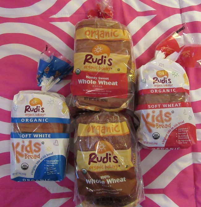 Loaves of Rudis Bread