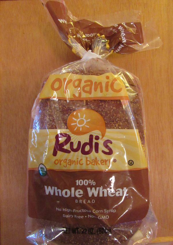 Rudis Whole Wheat Bread