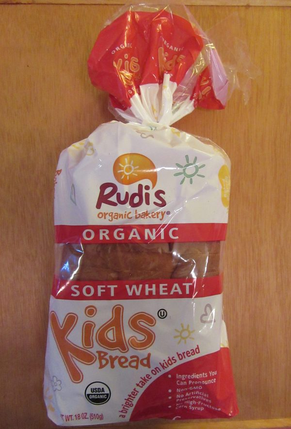 Rudi's Soft Wheat Kids Bread