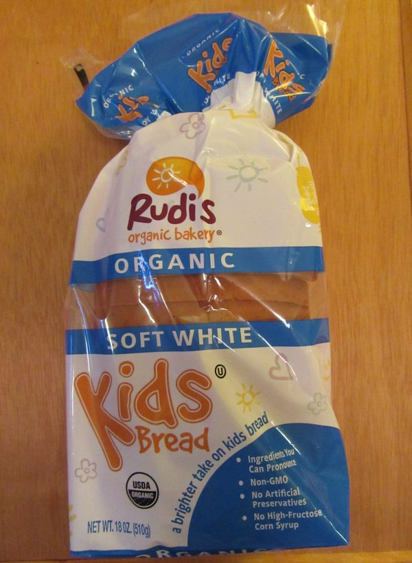 Rudi's Soft White Kids Bread