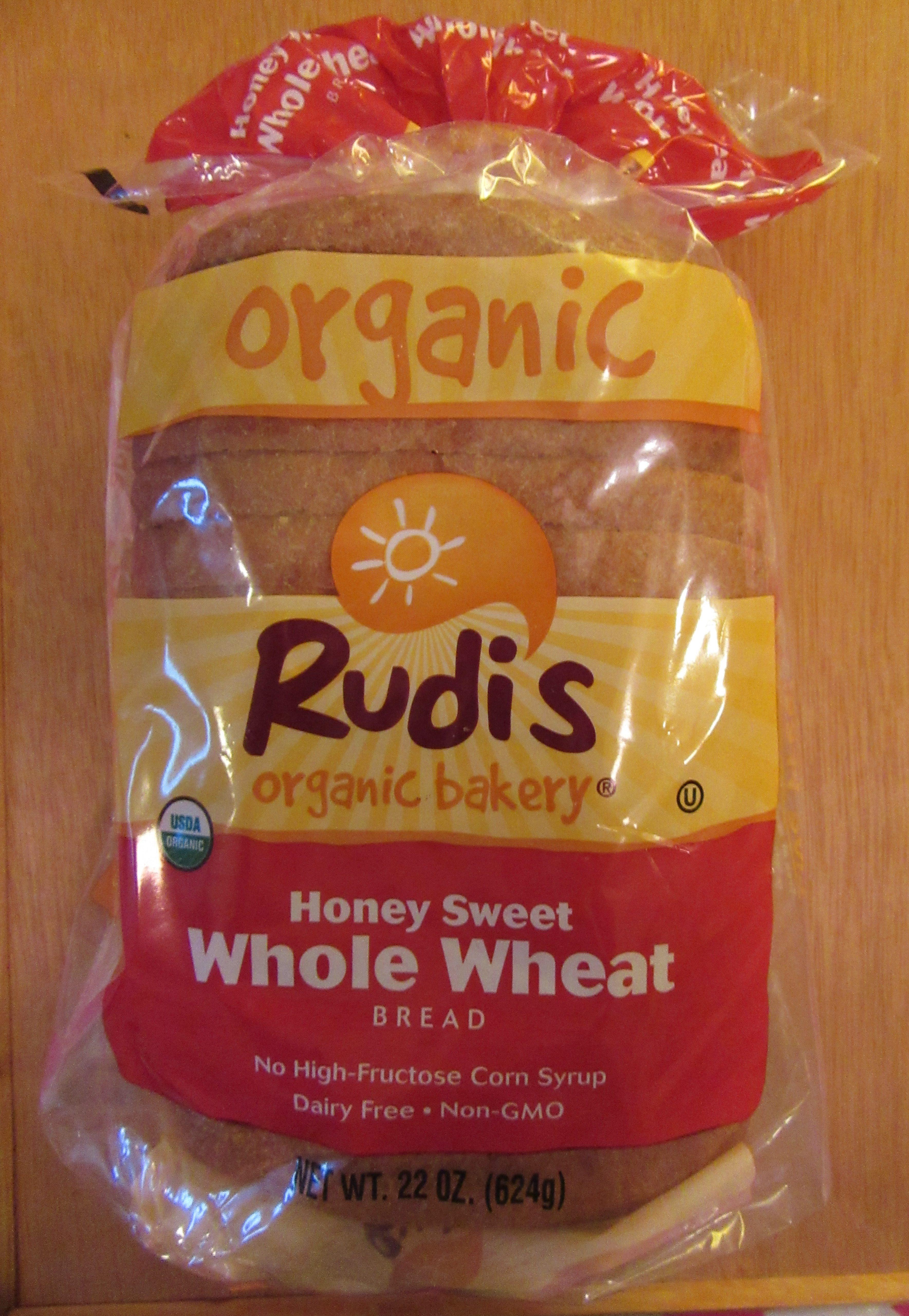 Rudis Honey Sweet Whole Wheat