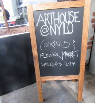 Arthouse Signage