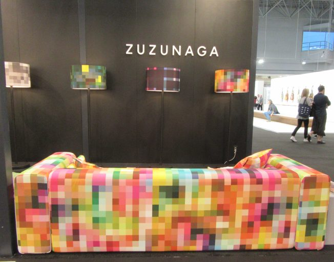 Pixel Sofa Back