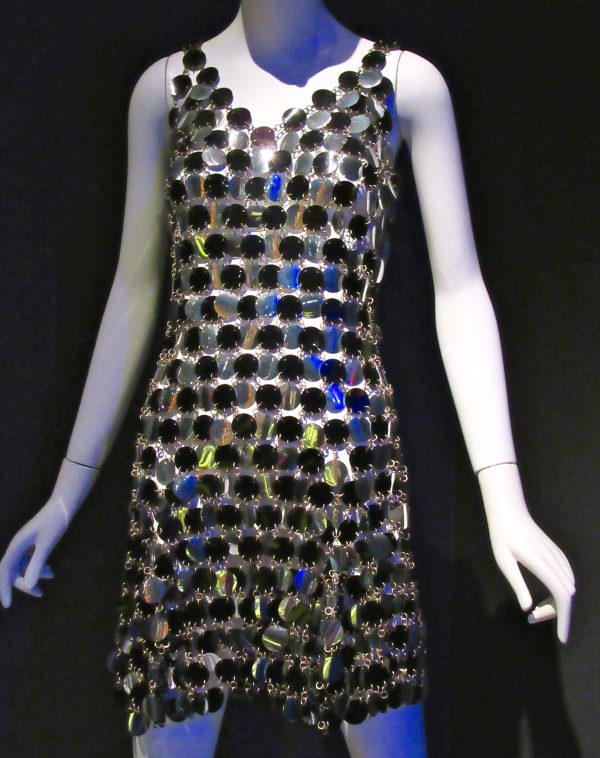 Paco Rabanne Dress 1966