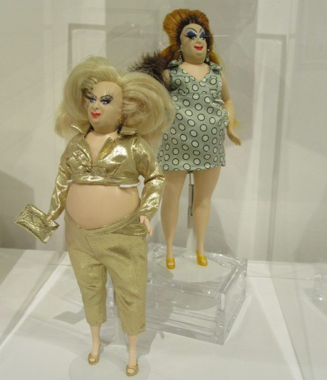 Divine Dolls Gold Outfit