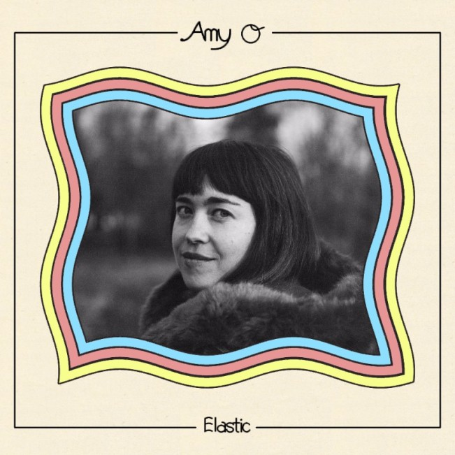 Amy O Elastic Album Art