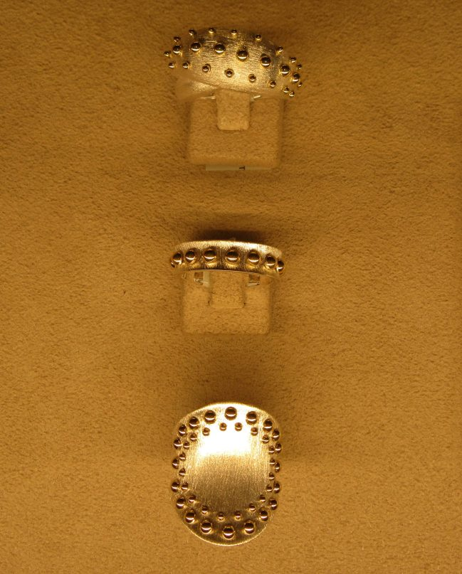 Three Dot Rings
