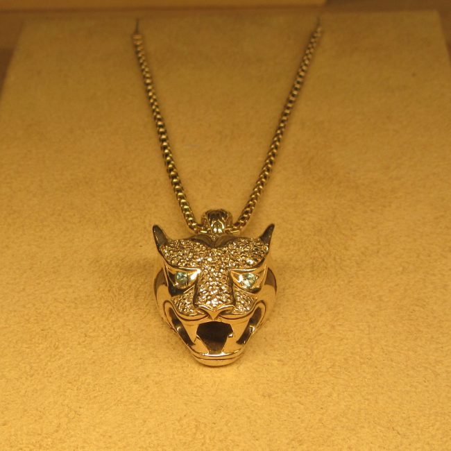 Legends Macan Pendent Necklace