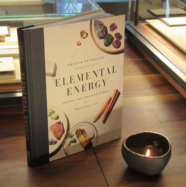 Elemental Energy Book