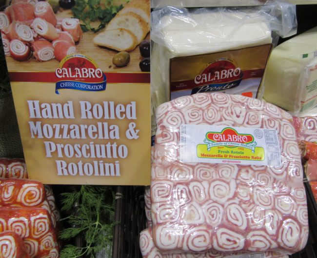 Calabra Meat and Cheese Rolls