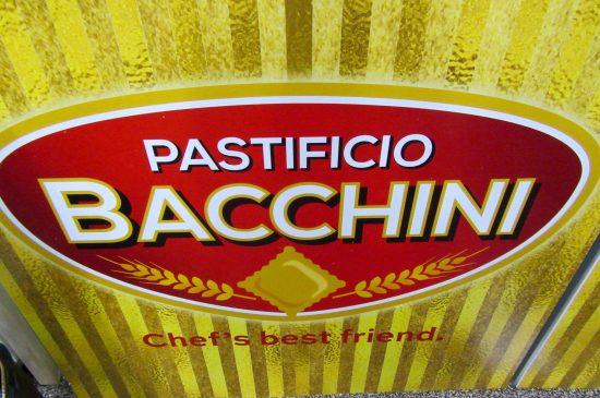 Pastificio Bacchini Signage