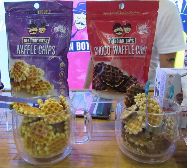 Belgian Boys Waffle Chips