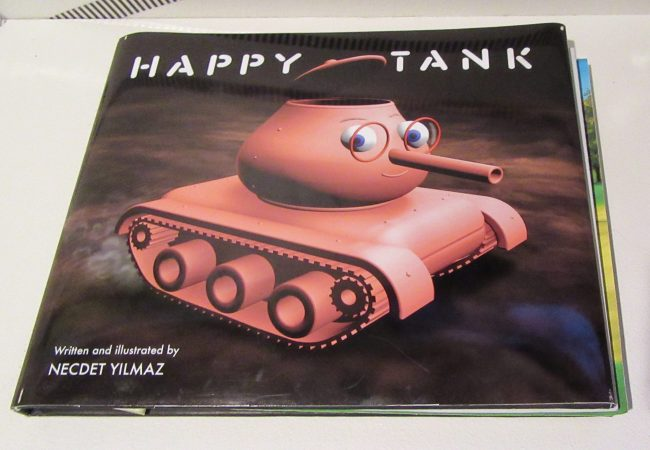 Happy Tank Book