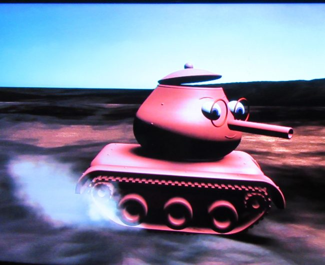 Happy Tank Film Still