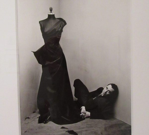 Charles James 1946 By Irving Penn