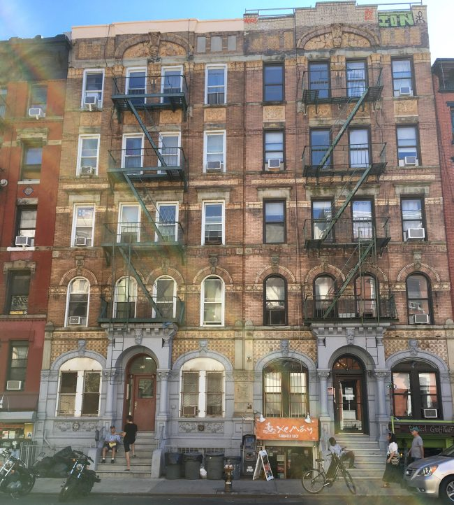 Physical Graffiti Tenements