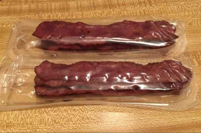 Bacon in the Package