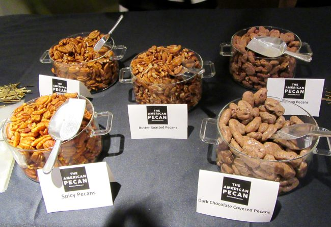 The American Pecan Council Display