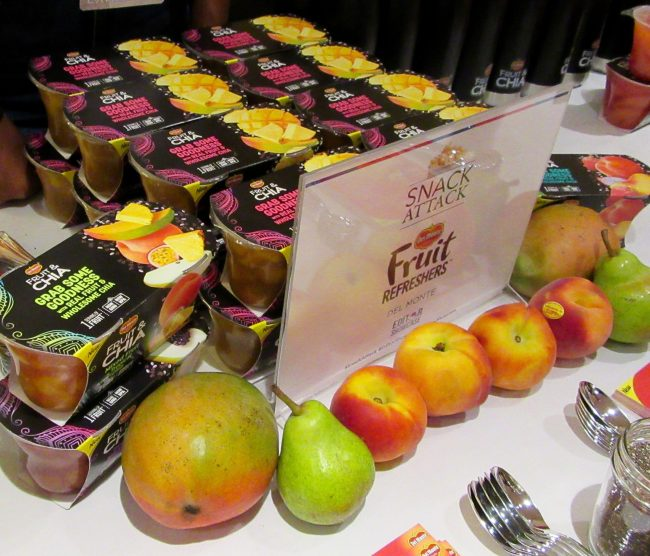 Fruit Refreshers Display