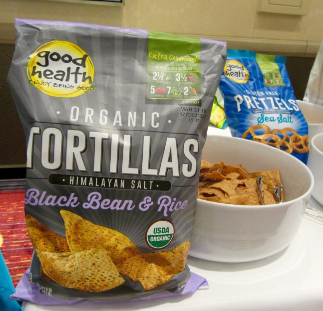 Good Health Organic Tortilla Chips