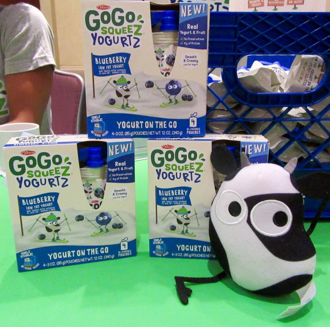 GoGo Blueberry