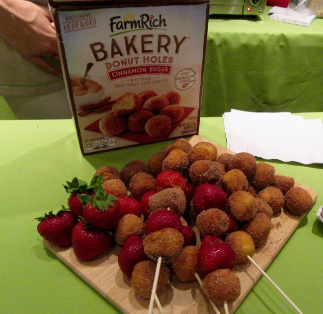 Farm Rich Donut Holes