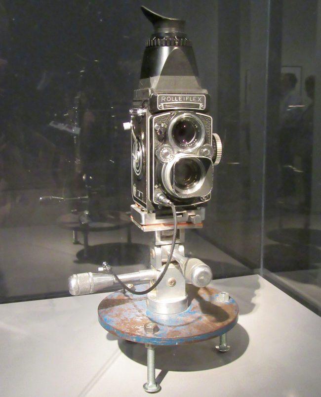 Rolleiflex Twin Lens Camera
