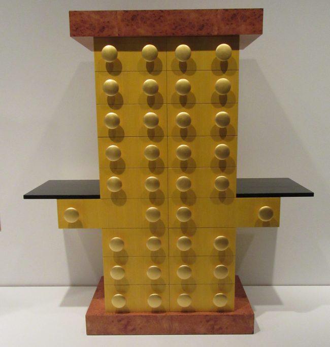 Ettore Sottsass Yellow Furniture