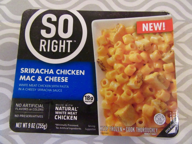 Sriracha Chicken Mac and Cheese