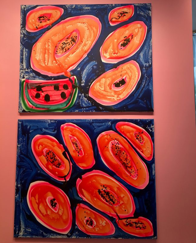 Melon Paintings