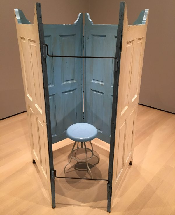 Louise Bourgeois Cell VI Front View