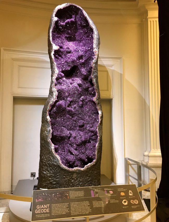 Amethyst Geode Full