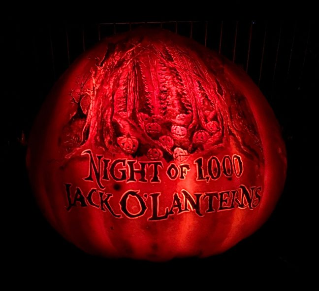 Night of 1000 JackOLanterns
