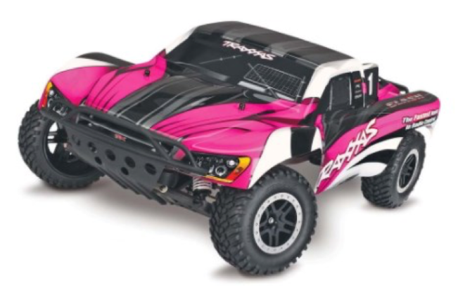 Traxxas 58034-1-PINK