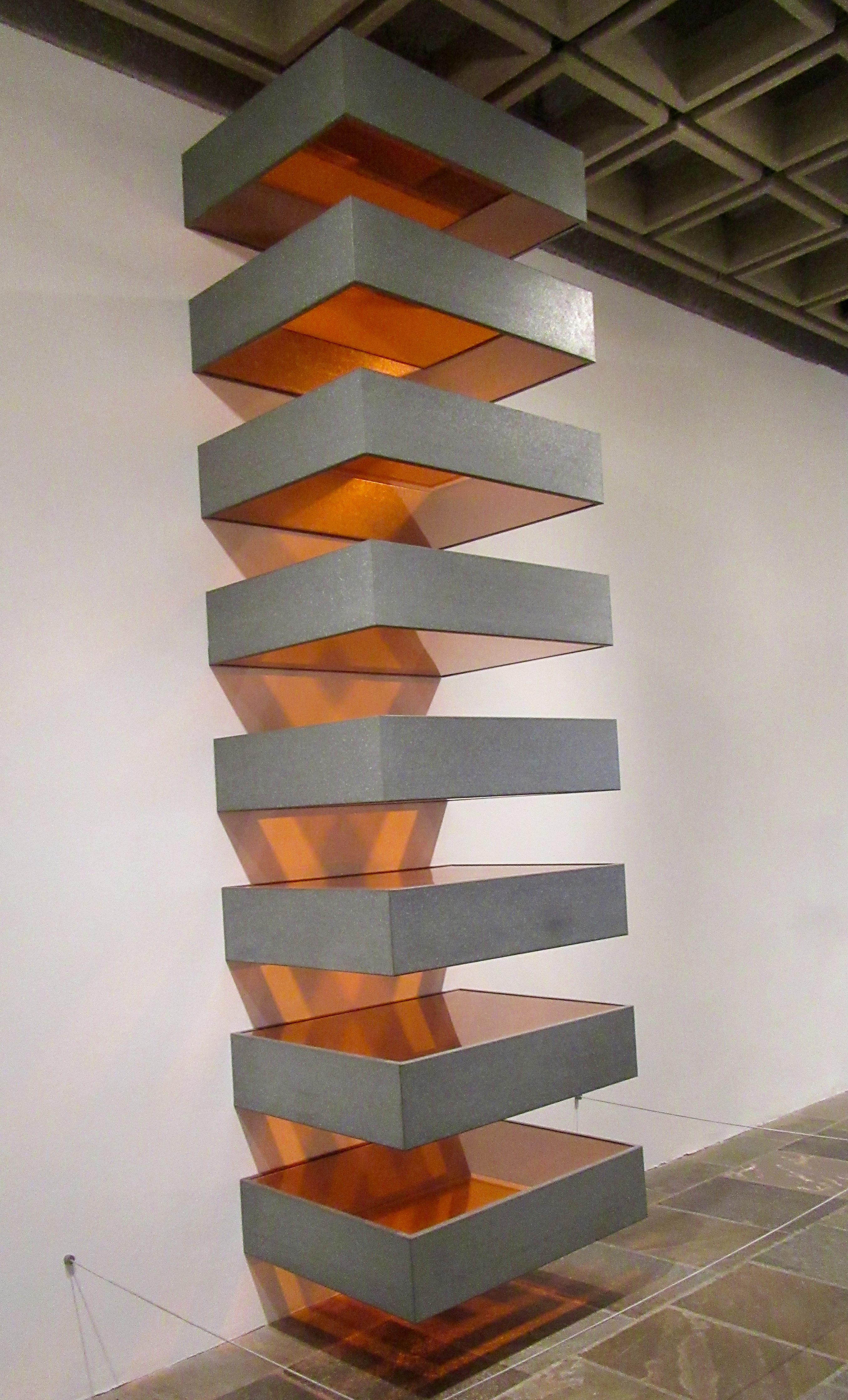 Modern Art Monday Presents Donald Judd Untitled 1970