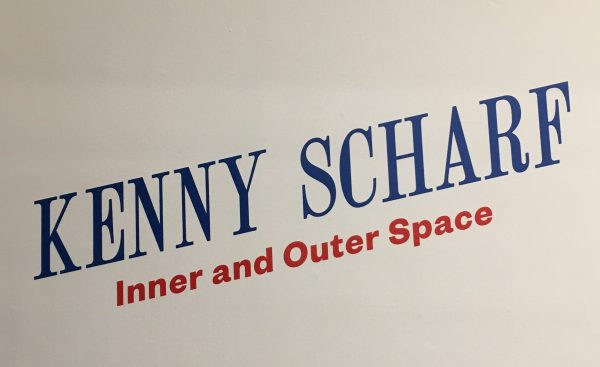 Kenny Scharf Signage