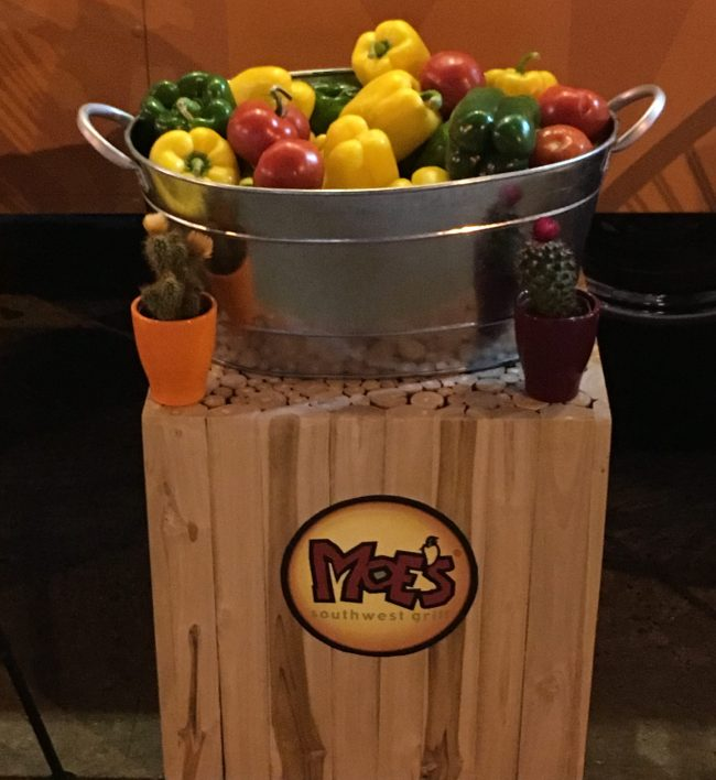 Move's Bin of Peppers