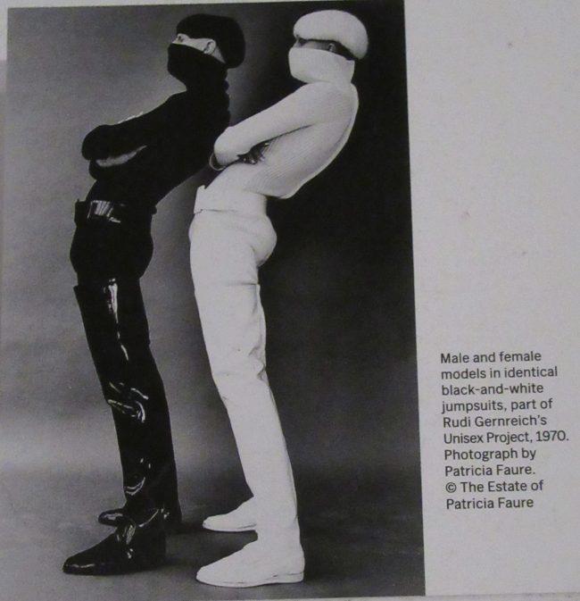 Unisex Jumpsuit Magazine Ad