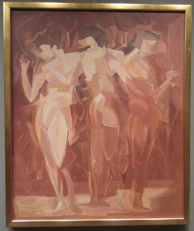 Meeting (The Three Graces)