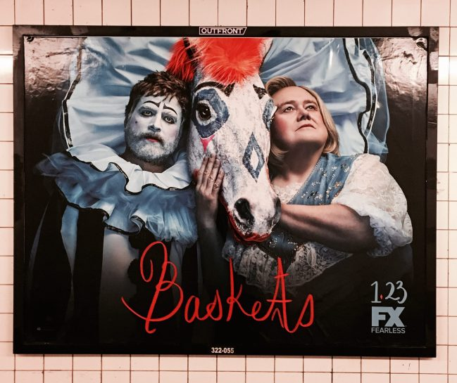 Baskets Subway Ad