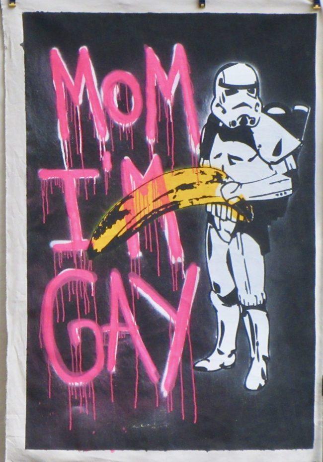 Mom I'm Gay