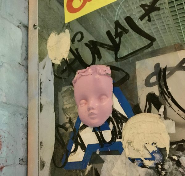 Pink Baby Doll Face 24 Street